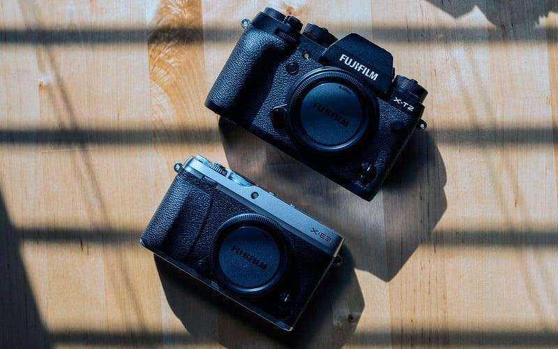 Фотокамера Fujifilm X-E3