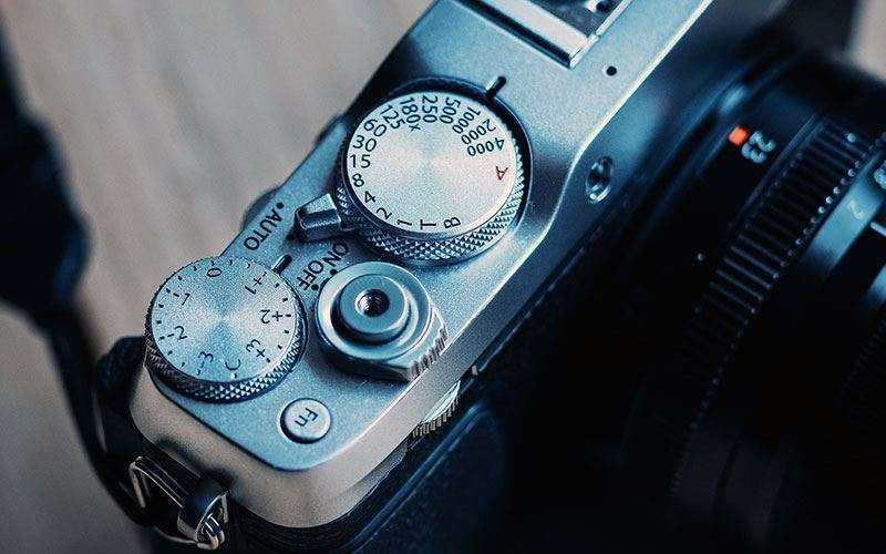 Настройка Fujifilm X-E3