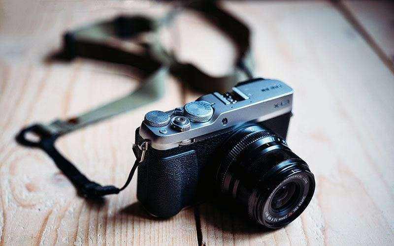Камера Fujifilm X-E3 отзывы