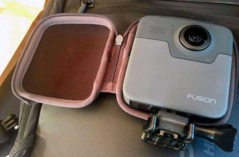 Обзор GoPro Fusion — 360-градусная панорамная 5K экшн-камера GoPro