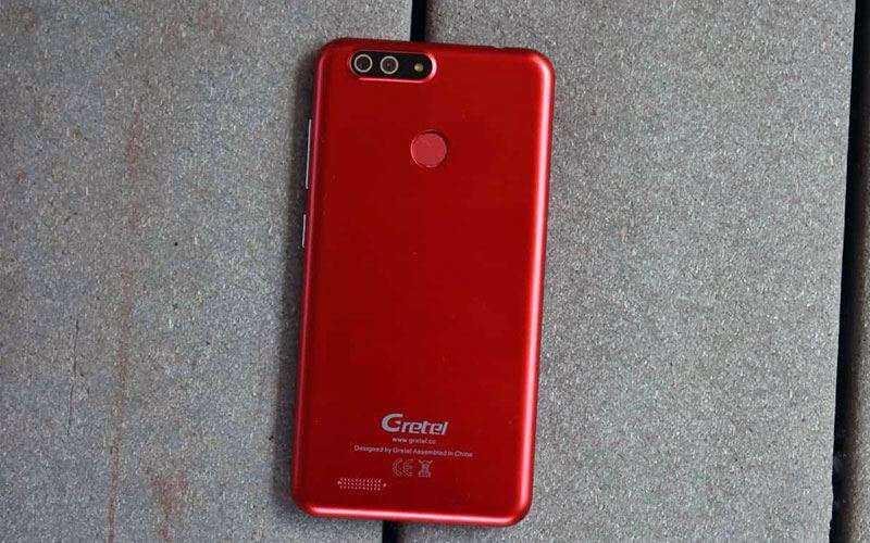 Gretel S55 — Обзор смартфона с двойной камерой за 70$
