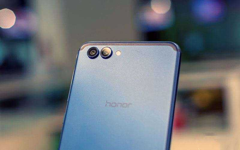 Камера Honor View 10