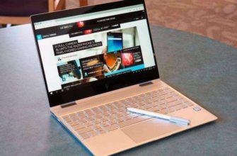 Обзор HP Specter x360 13 (2017) — Гибкий и быстрый ноутбук трансформер
