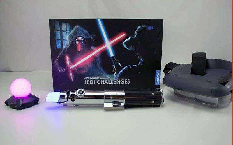 Lenovo Star Wars: Jedi Challenges — Обзор игрового комплекта для настоящих джедаев