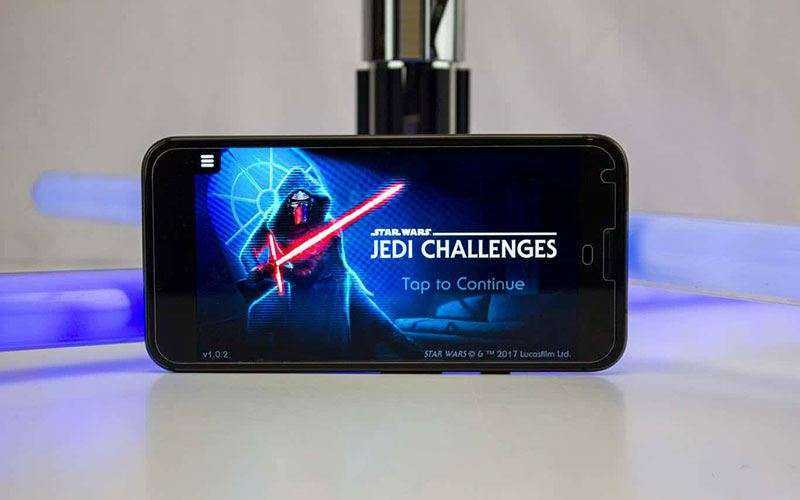 Lenovo Star Wars: Jedi Challenges