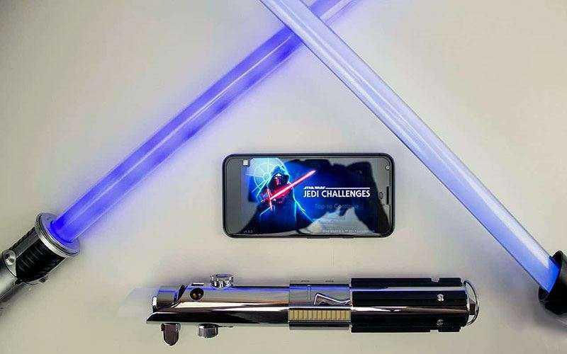 Обзор Lenovo Star Wars: Jedi Challenges — Игровой комплект для настоящих джедаев
