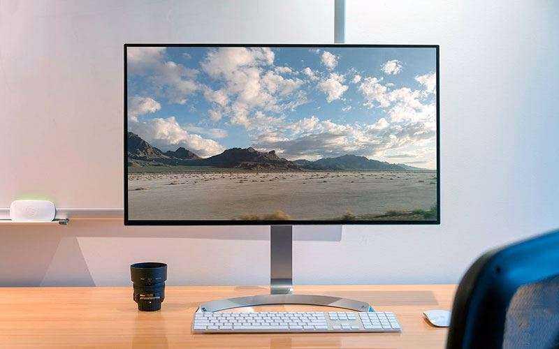 LG 32UD99-W — Обзор самого эпического монитора с UltraHD 4K HDR