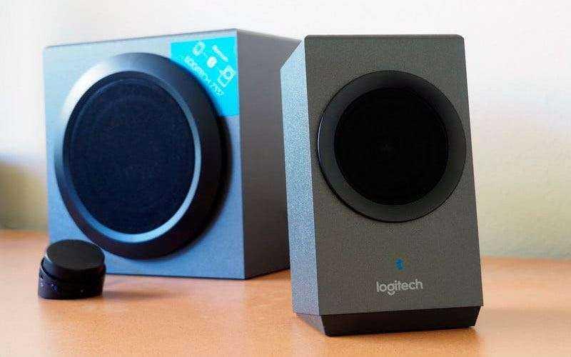 Колонки Logitech Z337