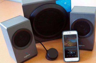 Обзор Logitech Z337 — Акустические Bluetooth-колонки не только для ПК