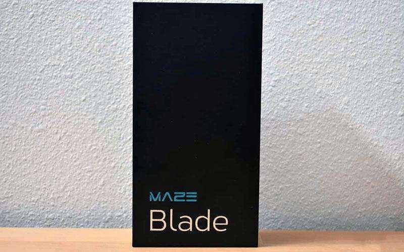 Maze Blade из коробки