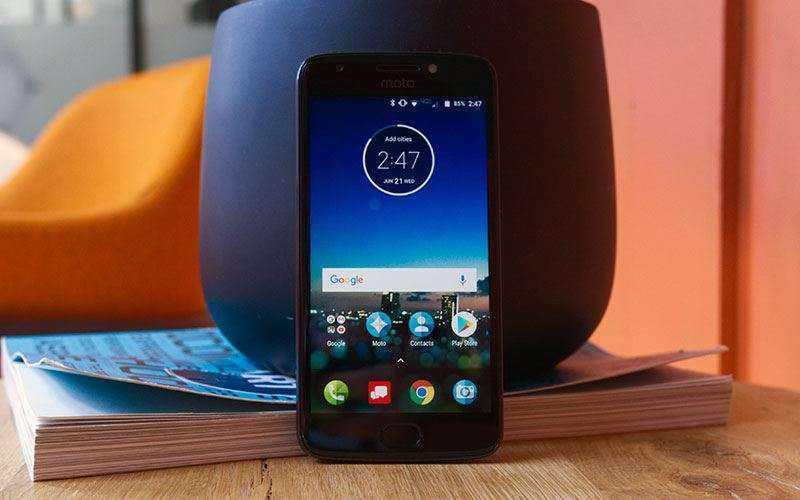 Отзыв на Moto E4 — Бюджетный телефон тоже может быть хорошим