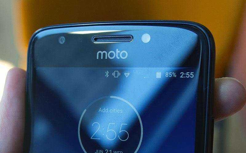 Moto E4 отзывы