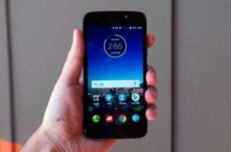Обзор Moto E4 — Бюджетный телефон тоже может быть хорошим