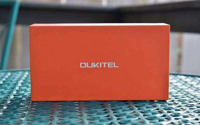 OUKITEL C8 из коробки