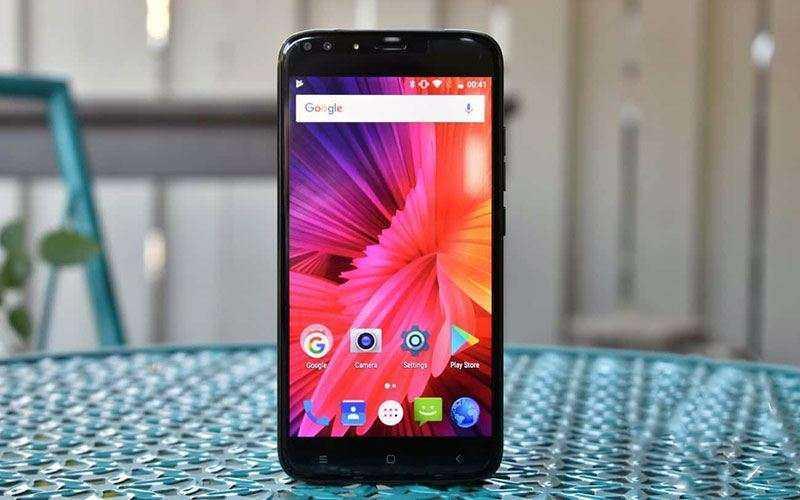 OUKITEL U22 — Обзор доступного смартфона с 4-камерами за 100$