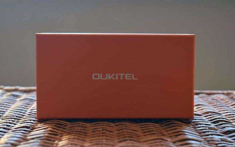 OUKITEL U22 из коробки