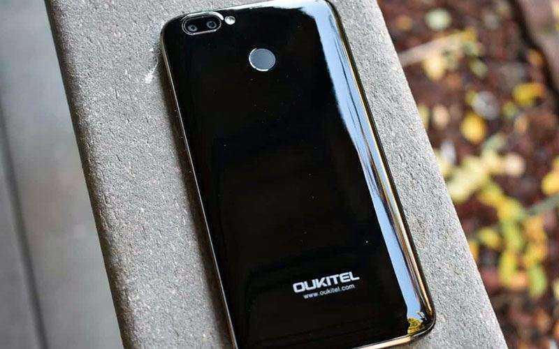 Обзор OUKITEL U22 — Доступного смартфона с 4-камерами до 100$