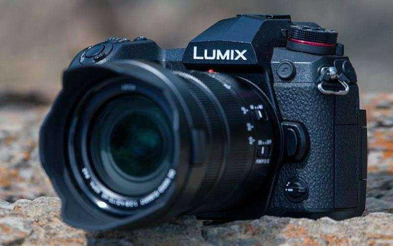 Камера Panasonic Lumix G9