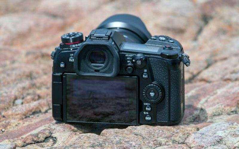 Фотоаппарат Lumix DC-G9