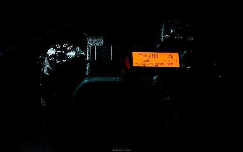 Автофокус Panasonic Lumix G9
