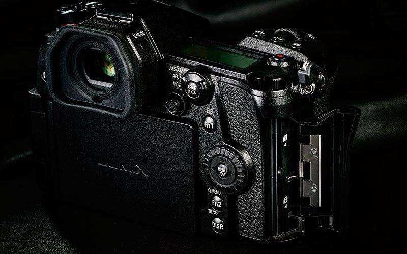 Видеоискатель Panasonic Lumix G9