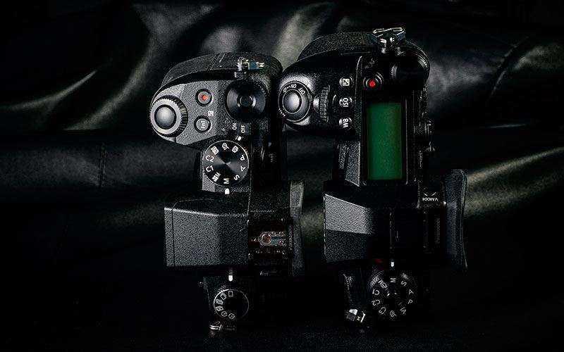 Аккумулятор и зарядка Panasonic Lumix G9