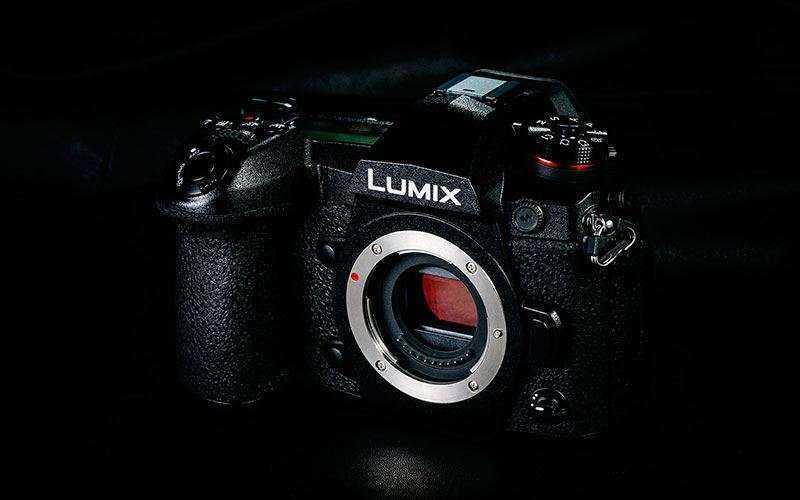 Обзор Panasonic Lumix G9