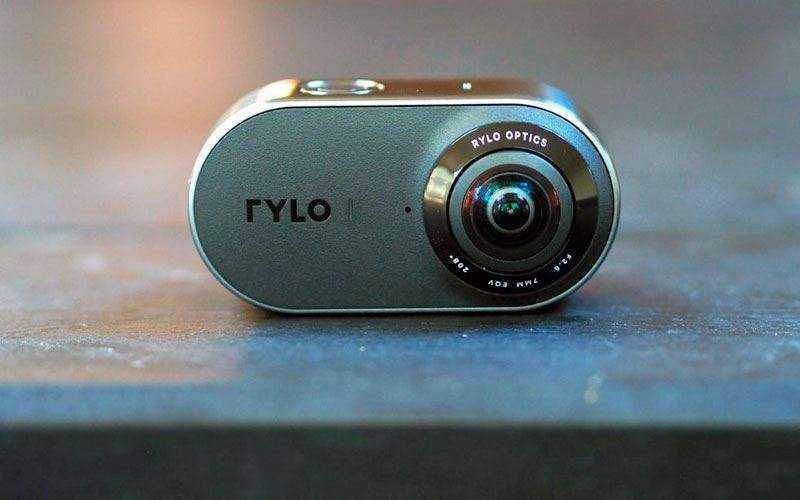 Конструкция Rylo 360