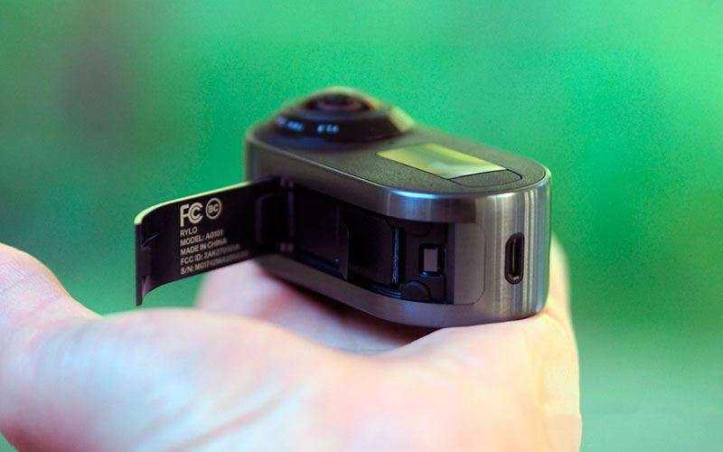 Характеристики Rylo 360