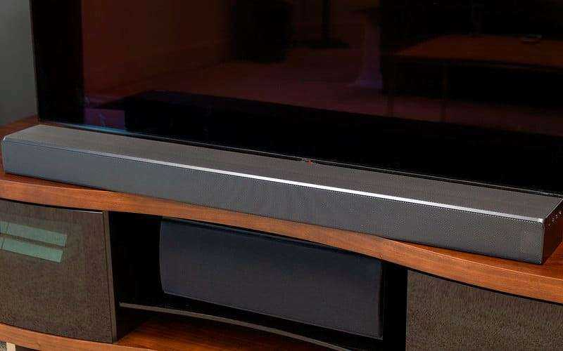 Samsung HW-MS750 Sound Plus из коробки