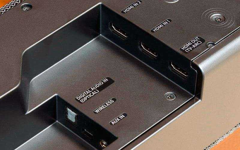 Поры Samsung HW-MS750 Sound Plus