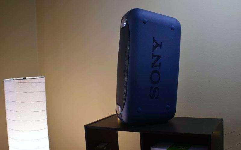 Sony GTK-XB60 EXTRA BASS — Обзор Bluetooth-колонки с мощным и красивым звуком