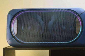 Обзор Sony GTK-XB60 — Bluetooth-колонка с мощным и красивым звуком