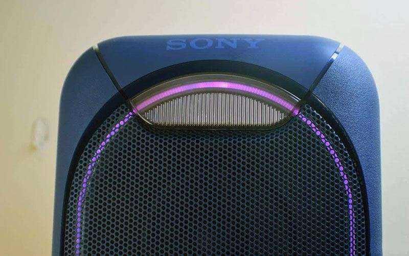 Работа Sony GTK-XB60 EXTRA BASS