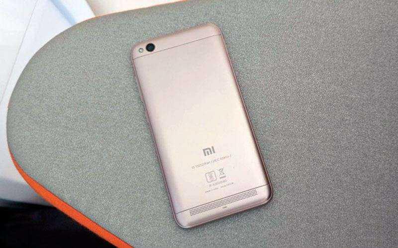 Характеристики Xiaomi Redmi 5A