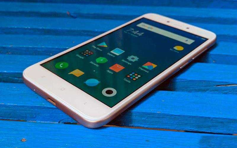 Xiaomi Redmi 5A отзывы