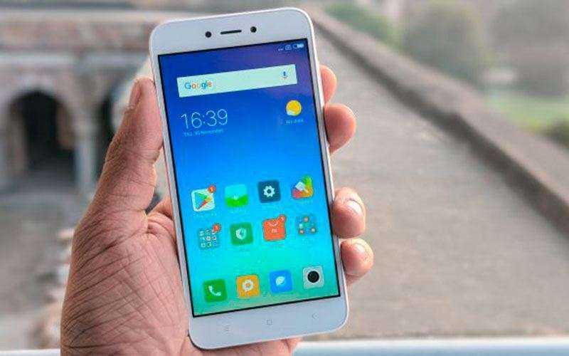 Экран Xiaomi Redmi 5A