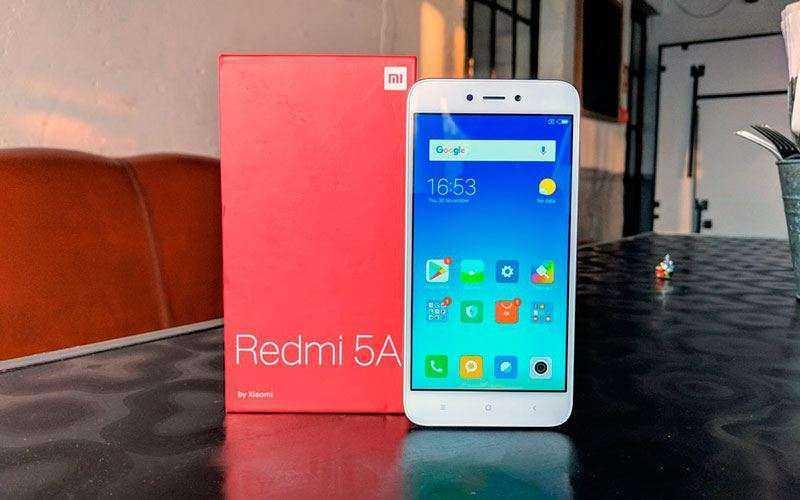 Смарфон Xiaomi Redmi 5A
