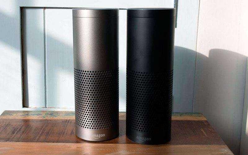 Дизайн Amazon Echo Plus
