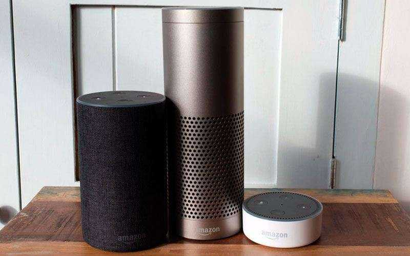 Сравнение Amazon Echo Plus