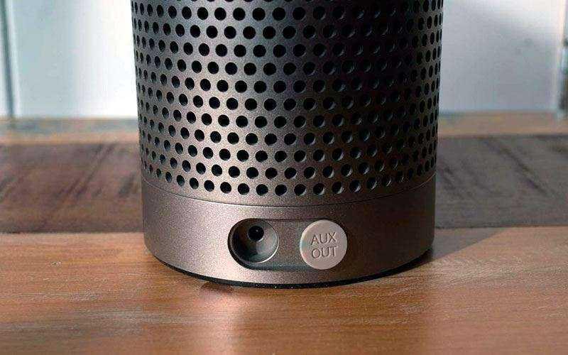 Функции Amazon Echo Plus