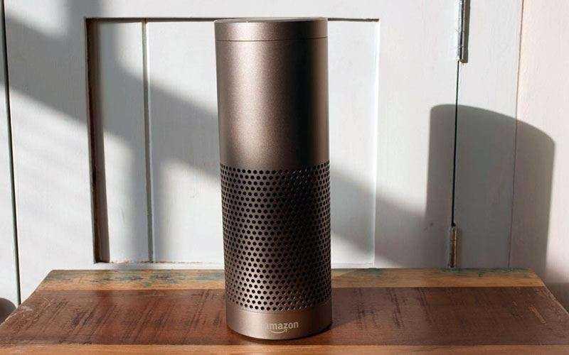 Amazon Echo Plus обзор
