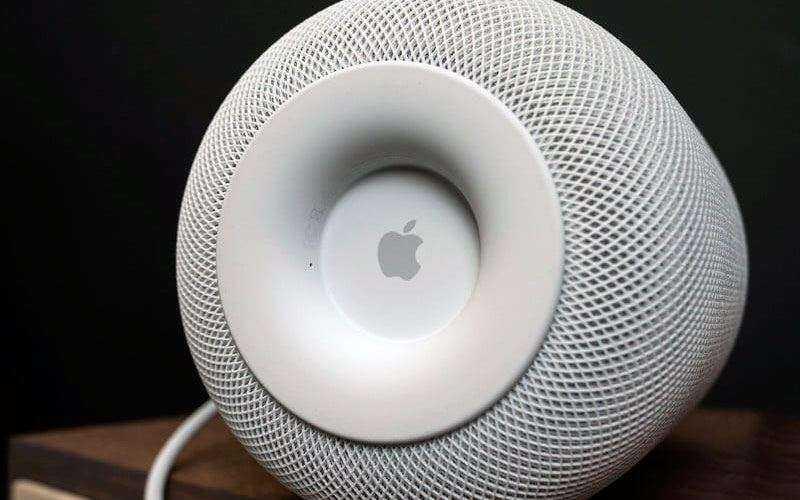 Звук Apple HomePod