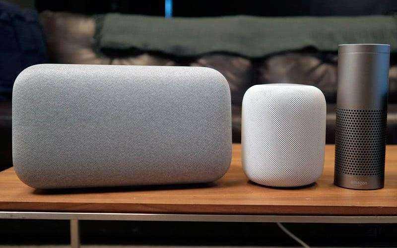 Сравнение Apple HomePod