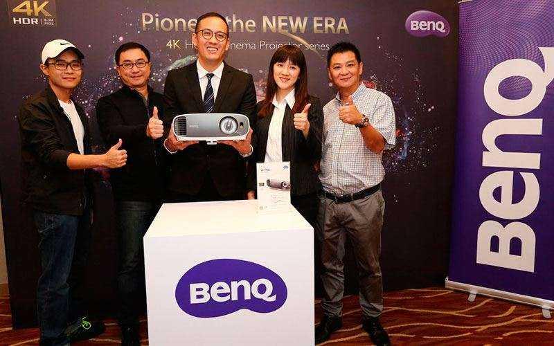 Особенности проектора BenQ W1700