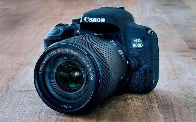 Обзор Canon EOS 800D — Улучшенная и производительная камера