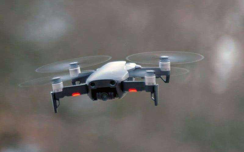 Квадрокоптер DJI Mavic Air — Обзор карманного и почти идеального дрона от DJI