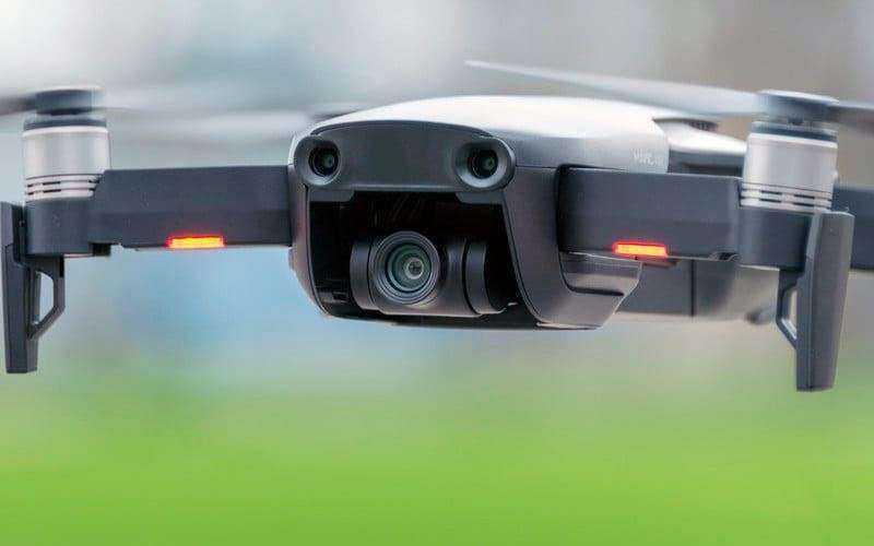 Квадрокоптер DJI Mavic Air отзывы