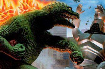 Godzilla для PS4 — Обзор настолько глупого игры, что даже приятно