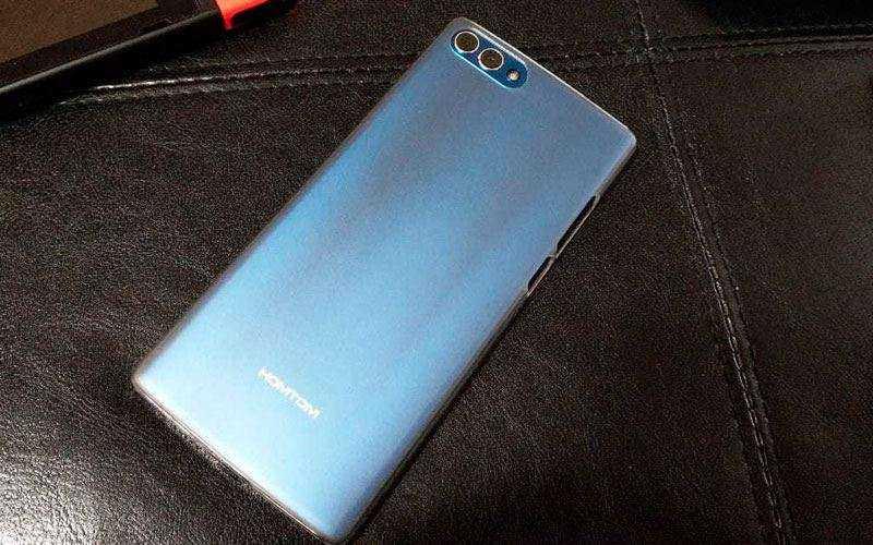 Характеристики HomTom S9 Plus